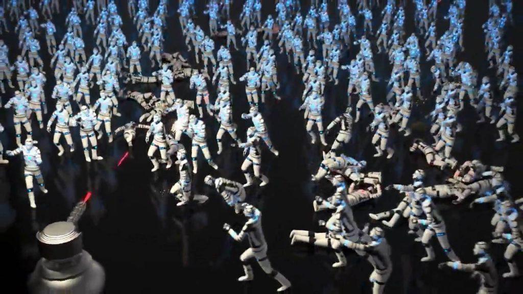 Houdini集群动画特效教程 CGCircuit Crowds for feature film in Houdini