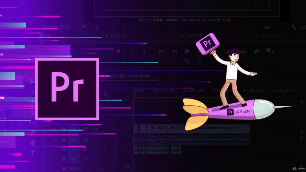 AE与PR实时动态链接大师班 Dynamic Linking Master Class Premiere Pro & After Effects