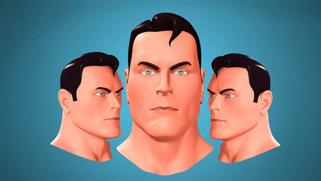 Autodesk Maya初学者3D人脸建模 3D Face Modeling for Beginners using Autodesk Maya