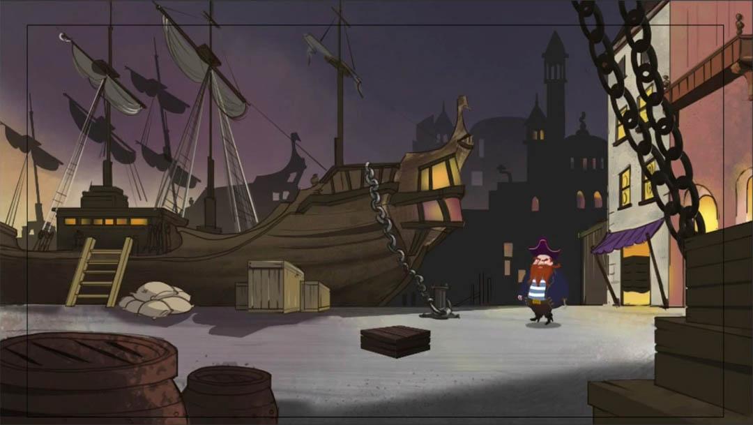 Animate角色动画设计和角色绑定 design and animate a character