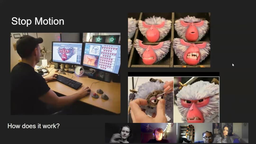 Introduction to Maya Rigging – AnimSchool